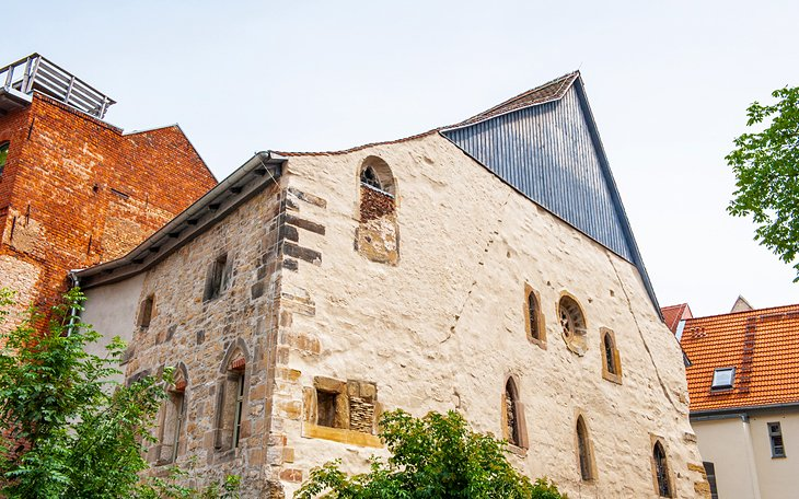The Erfurt Synagogue and Treasures