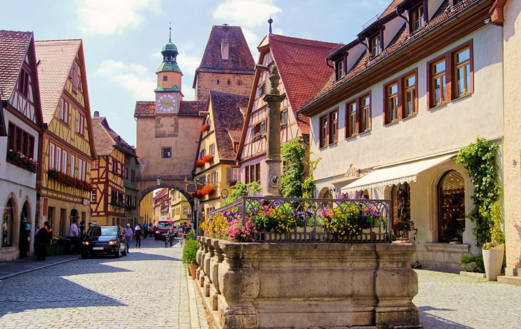 Medieval Rothenburg