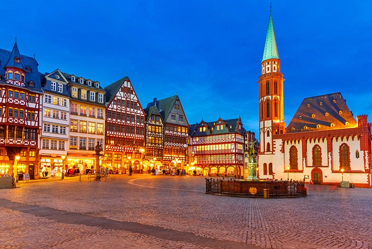 12 Top-Rated Tourist Attractions in Frankfurt | PlanetWare