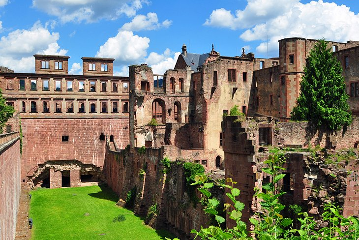 10 TopRated Tourist Attractions in Heidelberg PlanetWare