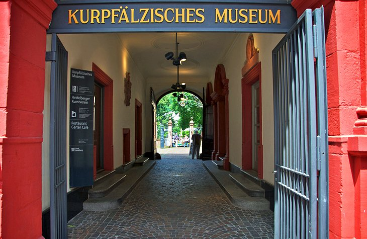 The Palatinate Museum (Kurpfälzisches Museum)