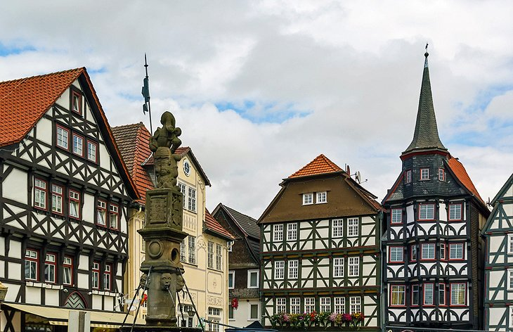 The Town of Fritzlar