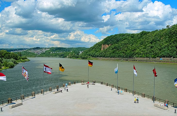 Deutsches Eck: The German Corner