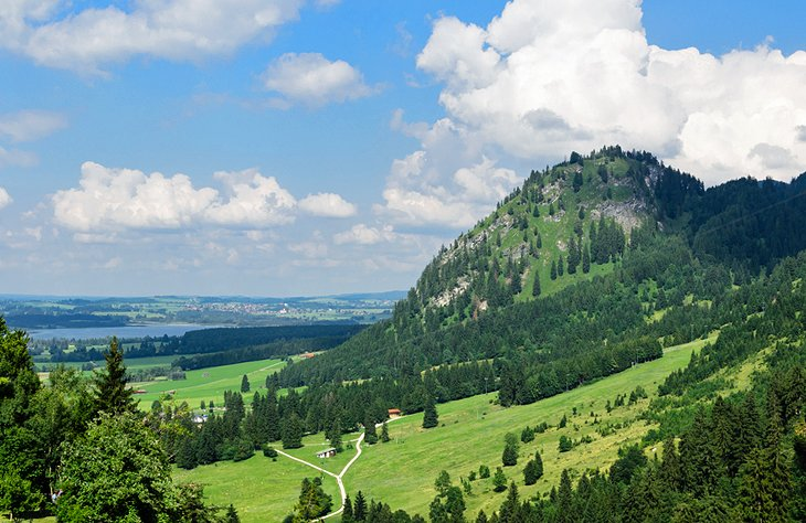 Allgäu - The Uplands of Lake Constance