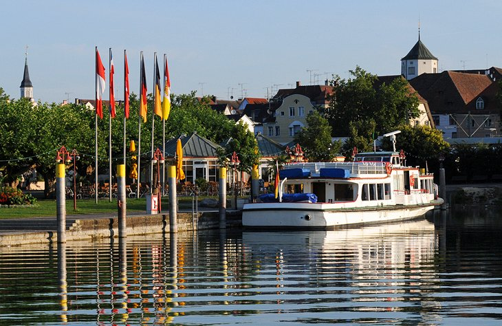 Exploring Lake Constance by Boat