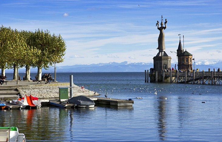10 Top Rated Tourist Attractions Around Lake Constance