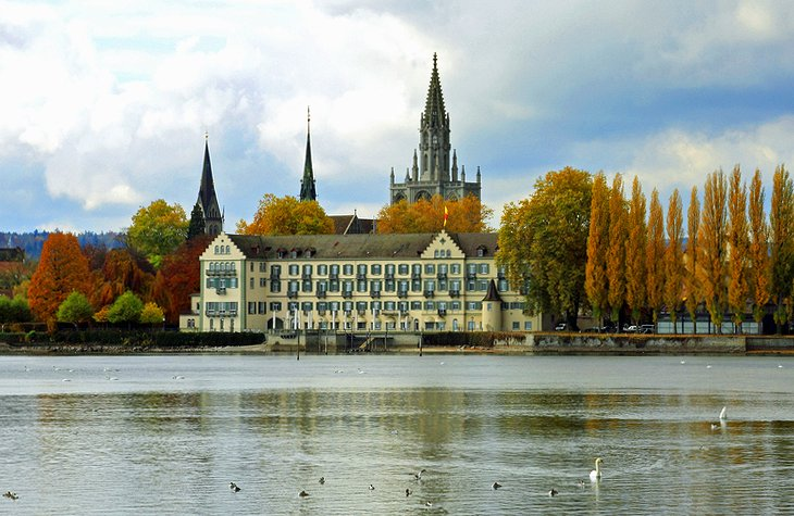 Konstanz Minster and the Old Town