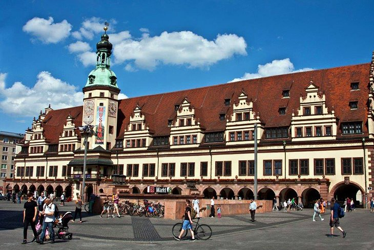 Markt and Old City Hall