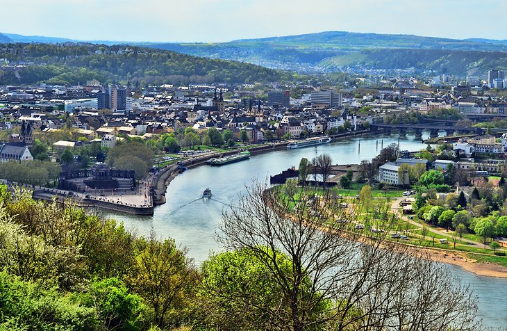 Koblenz: Where the Mosel Meets the Rhine