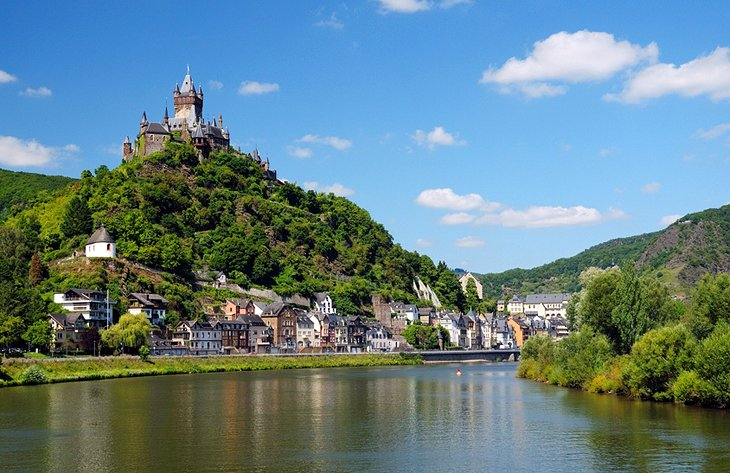 10 top rated tourist attractions in the mosel valley - Cochem alemania ...