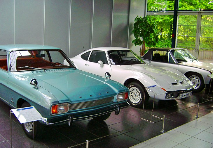 EFA Museum: The History of German Motoring