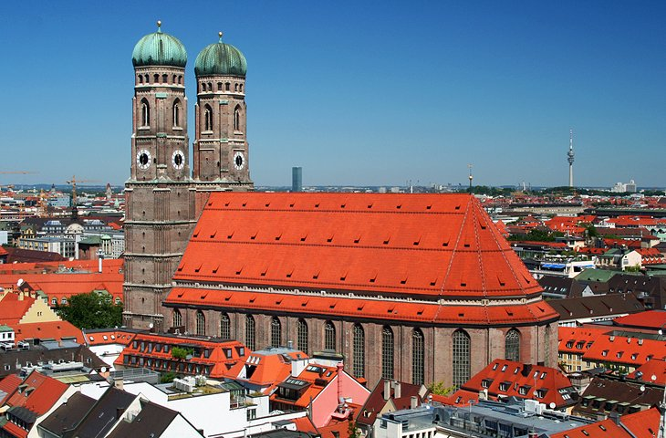 Frauenkirche: The Cathedral Church of Our Lady