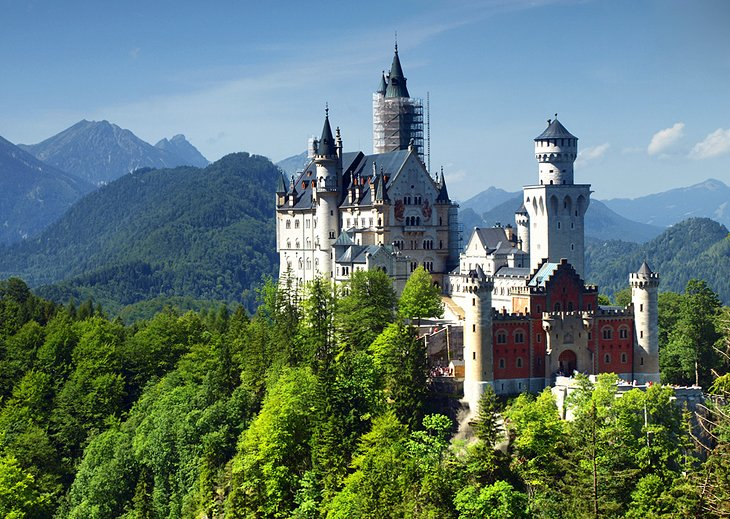 The Ultimate Fairytale Castle: Neuschwanstein