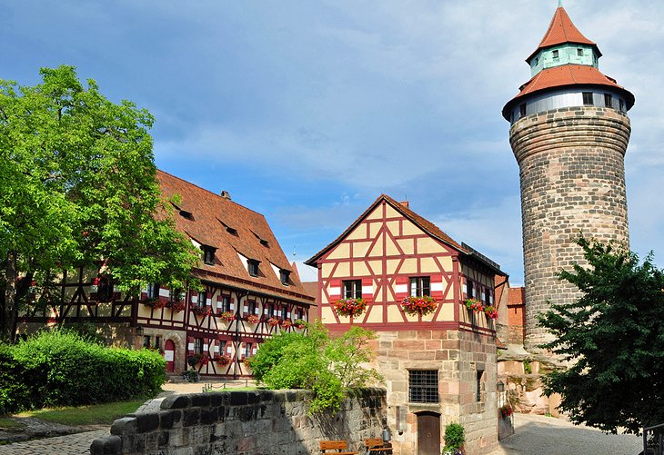 12 Top Tourist Attractions in Nuremberg and Easy Day Trips – Nuremberg Tourist Map