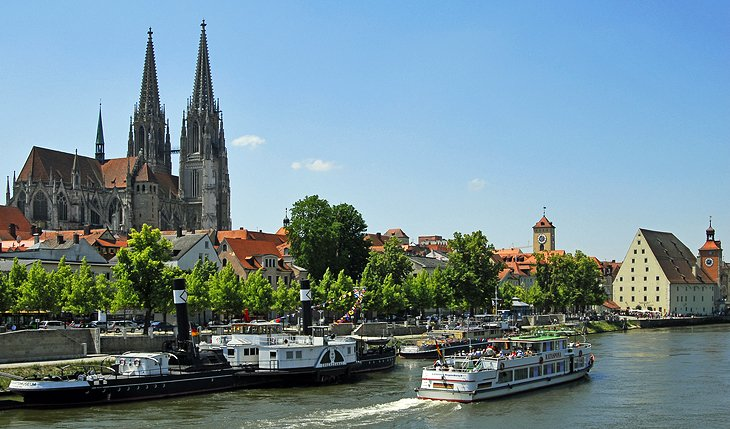 Image result for REGENSBURG photos