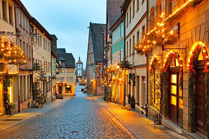 10 Top-Rated Tourist Attractions in Rothenburg | PlanetWare