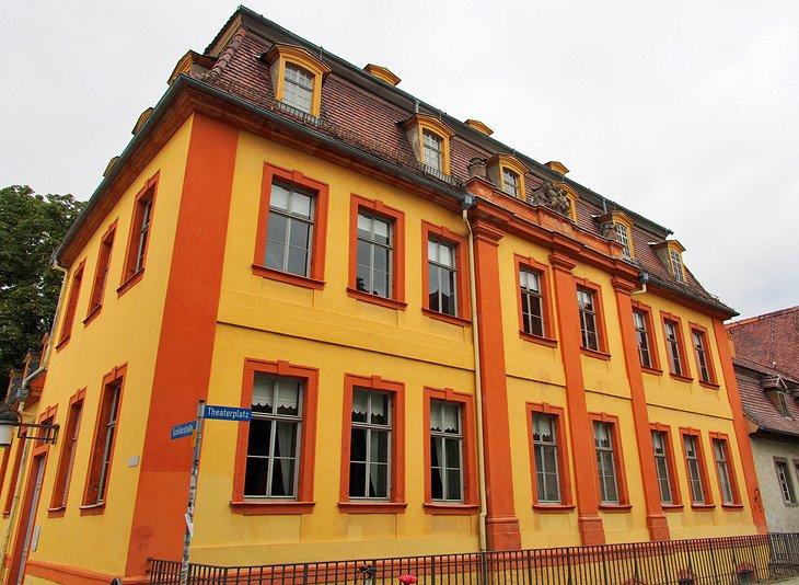 National School of Crafts and Architecture in Weimar