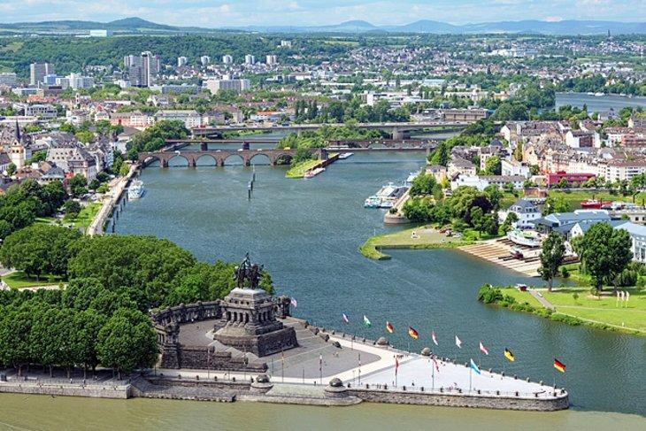 Koblenz Rhine Tours