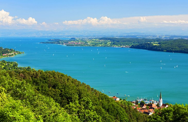 The Lake Constance Trail (Bodensee-Rundwanderweg)