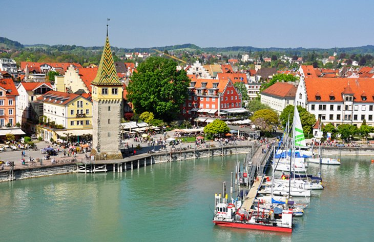 Lindau and Lake Constance
