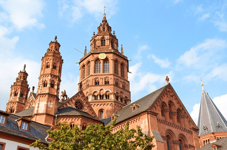 The Many Museums of Mainz