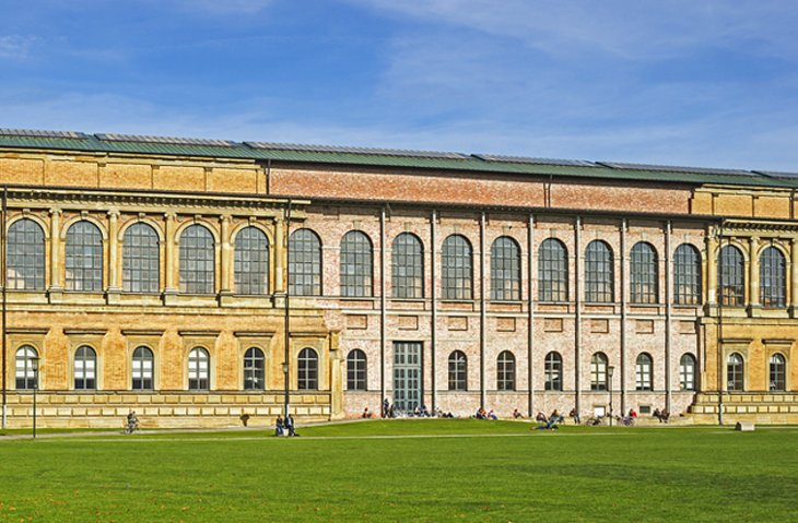 The Old Picture Gallery: Alte Pinakothek