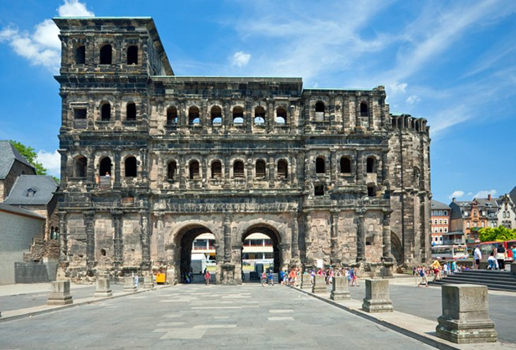 Trier: A City of Roman Influences