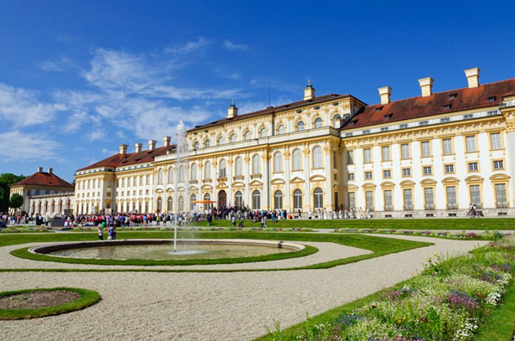 The Schleissheim Palace Complex