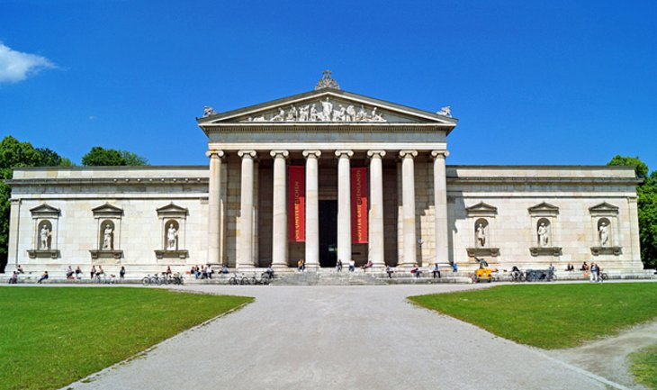 The Glyptothek: Munich's Ancient Sculpture Gallery