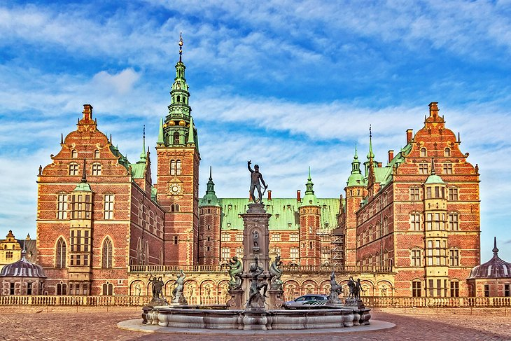 Frederiksborg Palace and the Museum of National History, Copenhagen