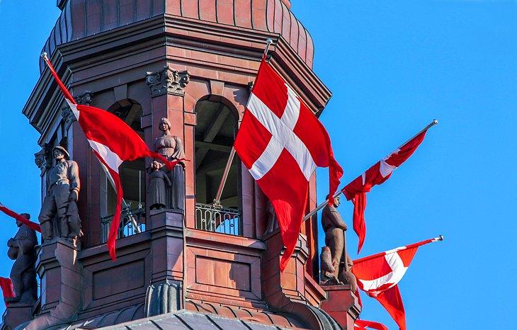 کاخ کریستینسبورگ، کپنهاگ