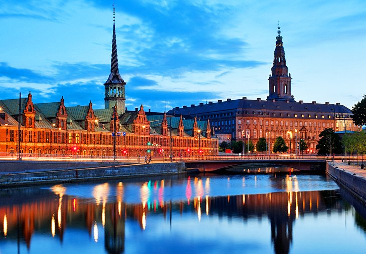 12 Top Tourist Attractions in Copenhagen and Easy Day Trips – Copenhagen Tourist Attractions Map