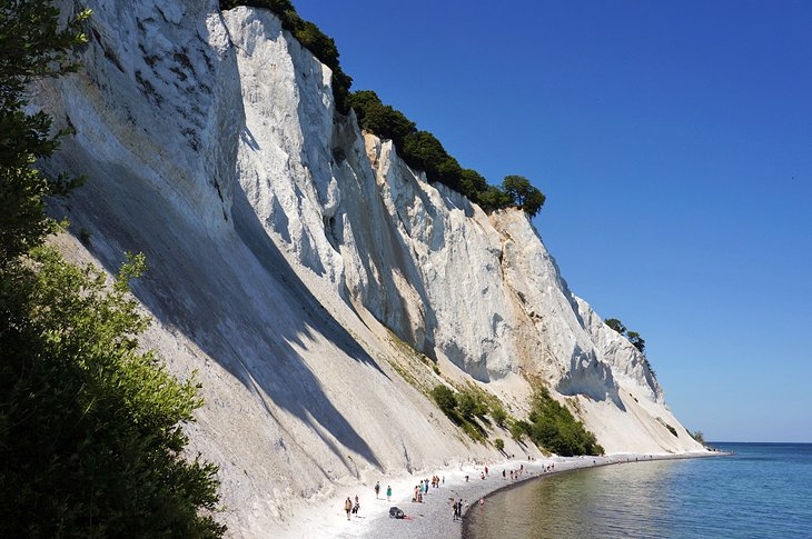 The Cliffs of Møn (Møns Klint)