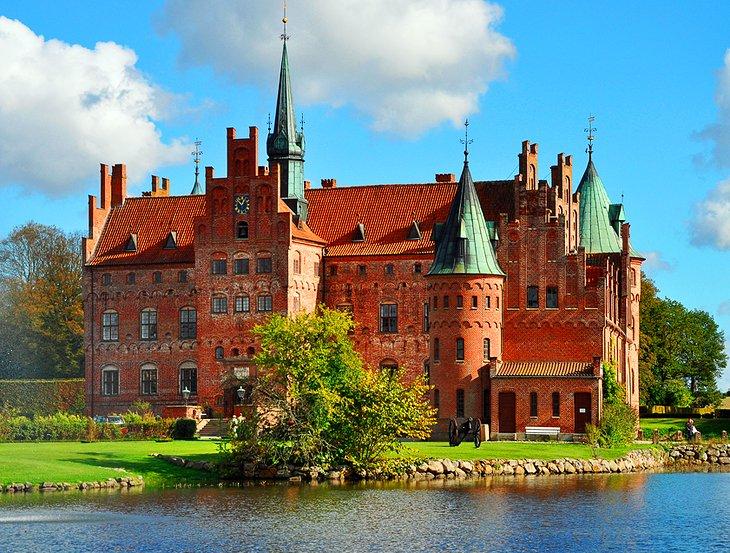 قلعه Egeskov، Kvarnstrup