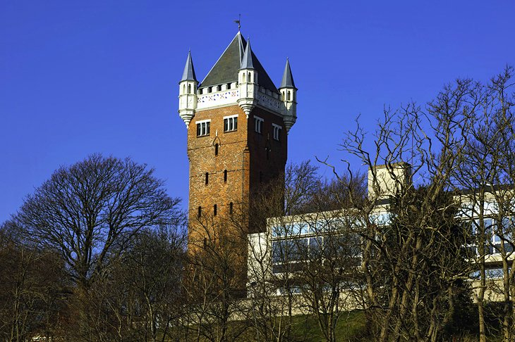 The Water Tower & Art Gallery (Esbjerg's Kunstmuseum)