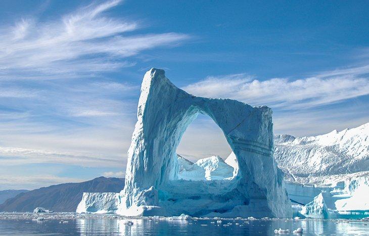 Ilulissat Ice-fjord