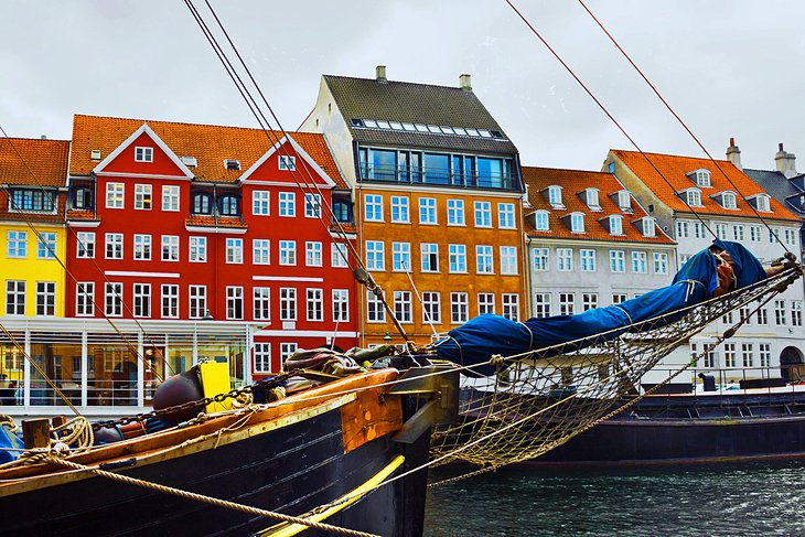Nyhavn، کپنهاگ