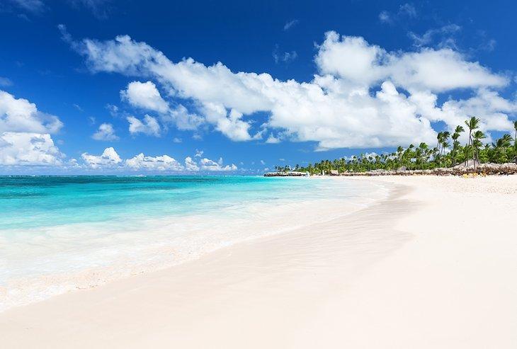 Best Atlantic Beach In Punta Canan
