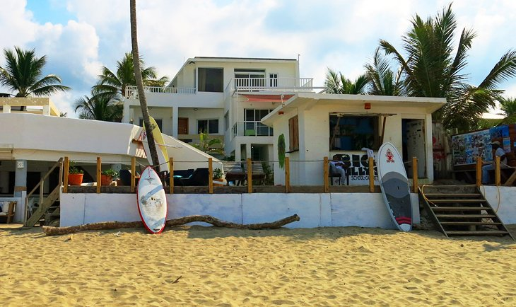 S Kite School And Beach Hotel