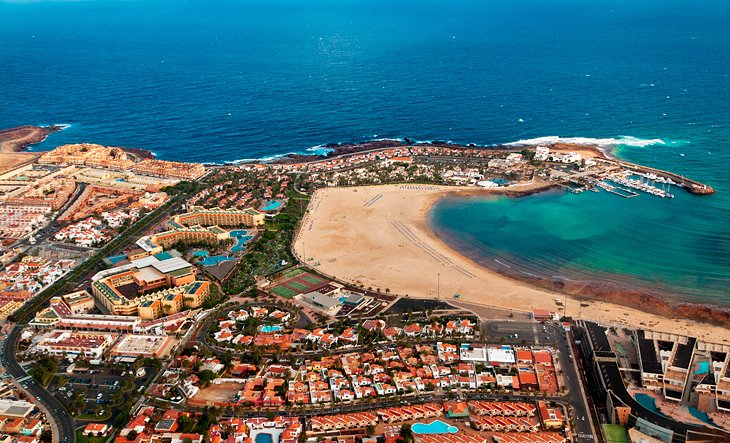 The Beaches of Fuerteventura Island