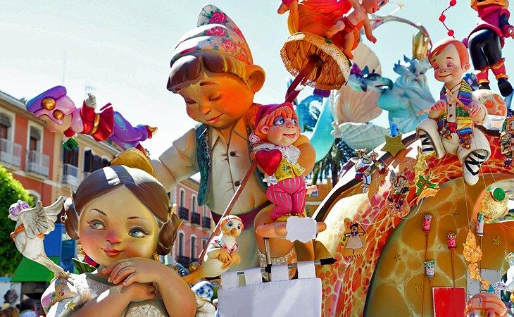 جشنواره فالس (Fiesta de San José)