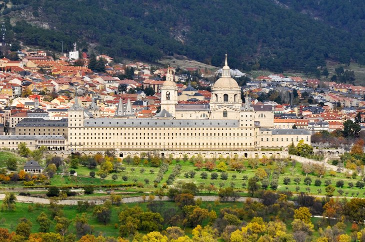 El Escorial Monastery and Palace