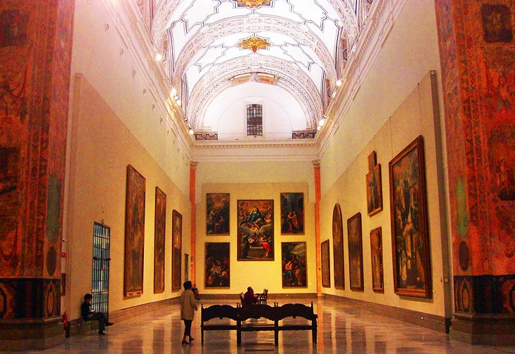 Museo de Bellas Artes (Museum of Fine Arts)