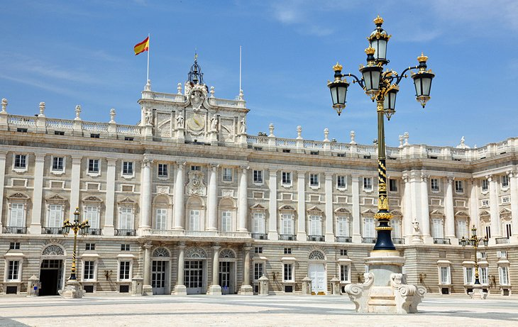 Royal Palace and Gardens
