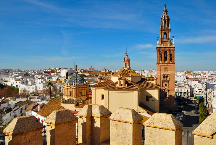 Carmona: A Fortified City with Moorish Castles