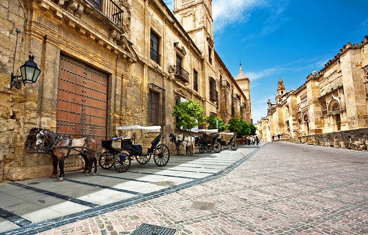 Córdoba: The UNESCO-Listed Mosque and the Old Jewish Quarter