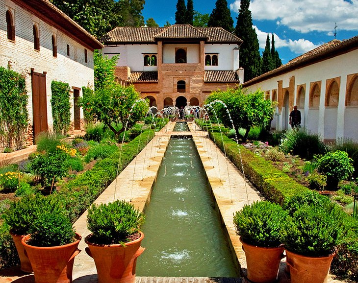 Visiting the alhambra 12 top attractions tips tours for Generalife gardens
