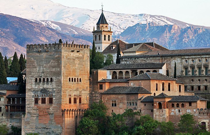 Visiting the Alhambra: 12 Top Attractions, Tips & Tours ...