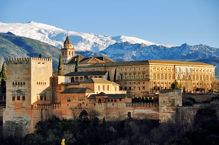 Granada: Last Stronghold of the Moors