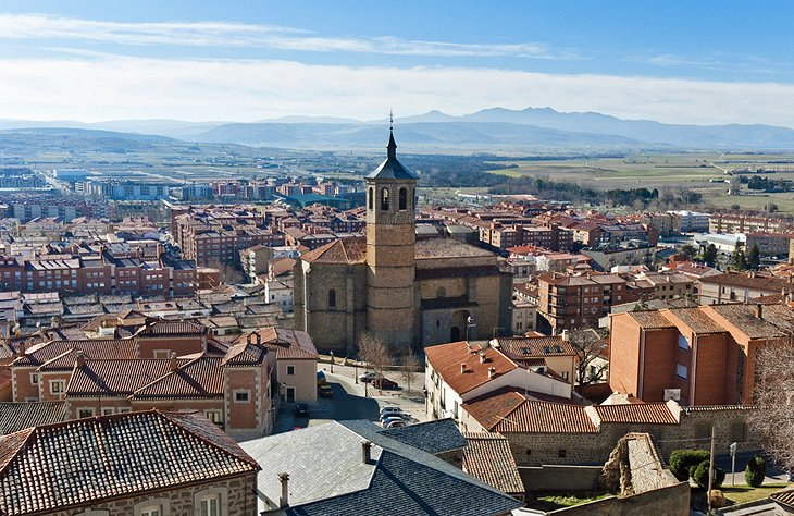 10 top rated tourist attractions in avila planetware